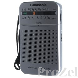 Panasonic RF-P50EG9-S, Радиоприемник