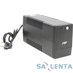 FSP ALP 600 PPF3601501 Black {Off-Line, Low Frequency, 600VA/360W, IEC}
