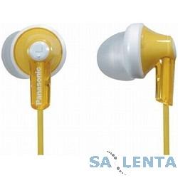 Panasonic RP-HJE 118 GUY вкладыши канальные, желтые