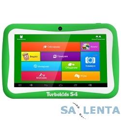 Планшетный компьютер «TurboKids S4» зеленый {7.0″1024х600,8Gb,512Mb,Wifi,Android 4.4}