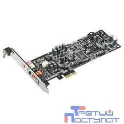 ASUS XONAR DGX (ASM), PCI-Ex1, RTL {10}