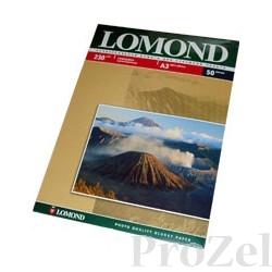 LOMOND 0102025 Глянцевая бумага 1х, А3, 230г/м2, 50 листов