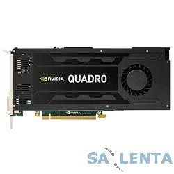 PNY Quadro K4200 4GB RTL [VCQK4200-PB] PCIE 2xDP DVI-I DVI-D 3D