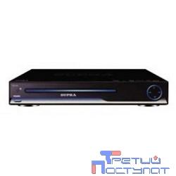 Проигрыватель DVD SUPRA DVS-201X black