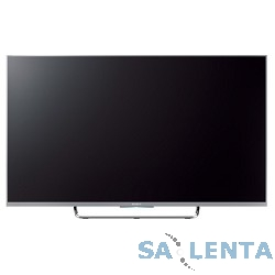 Sony 50″ KDL-50W808C  черный/серебристый {FULL HD/50Hz/DVB-T/DVB-T2/DVB-C/DVB-S/DVB-S2/USB/WiFi/Smart TV (RUS)}