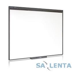 SMART Board SB480(iv4) Комплект: Интерактивная доска SMART Board 480 (диагональ 77″ (195.6 cm),ключ активации SMART NOTEBOOK в комплекте) с проектором SMART V30,с креплением к проектору, 3 места