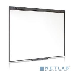 SMART Board SB480(iv4) Комплект: Интерактивная доска SMART Board 480 (диагональ 77'' (195.6 cm),ключ активации SMART NOTEBOOK в комплекте) с проектором SMART V30,с креплением к проектору, 3 места