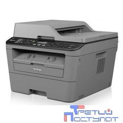 Brother MFC-L2700DWR, A4, 32Мб, 26стр/мин, факс, GDI, дуплекс, ADF35, LAN, WiFi, USB, старт.картридж 700стр, 3года гарантии (МФУ)