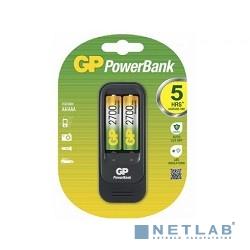 GP PowerBank PB560GS270 + 2700mAh,  2 шт AA,  2700мАч