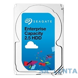 1TB Seagate Enterprise Capacity 2.5 HDD (ST1000NX0333) {SAS 12Gb/s, 7200 rpm, 128 mb, 2.5″}