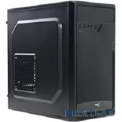 Minitower Aerocool ''Cs-100 Advance Black '', mATX, черный без БП [EN55217]