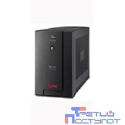 APC Back-UPS 1400VA BX1400UI {розетки IEC}