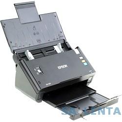 Epson WorkForce DS-520 B11B234401 {А4, скорость сканирования 30 стр./мин., разрешение 600 х 600 , автоподатчик документов на 50 листов, двустороннее сканирование, интерфейс USB 2.0.}