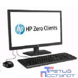 HP J2N80AA  ZERO Client HP t310 1920x1080 TERA2321/512Mb/HP Smart Zero Core/черный