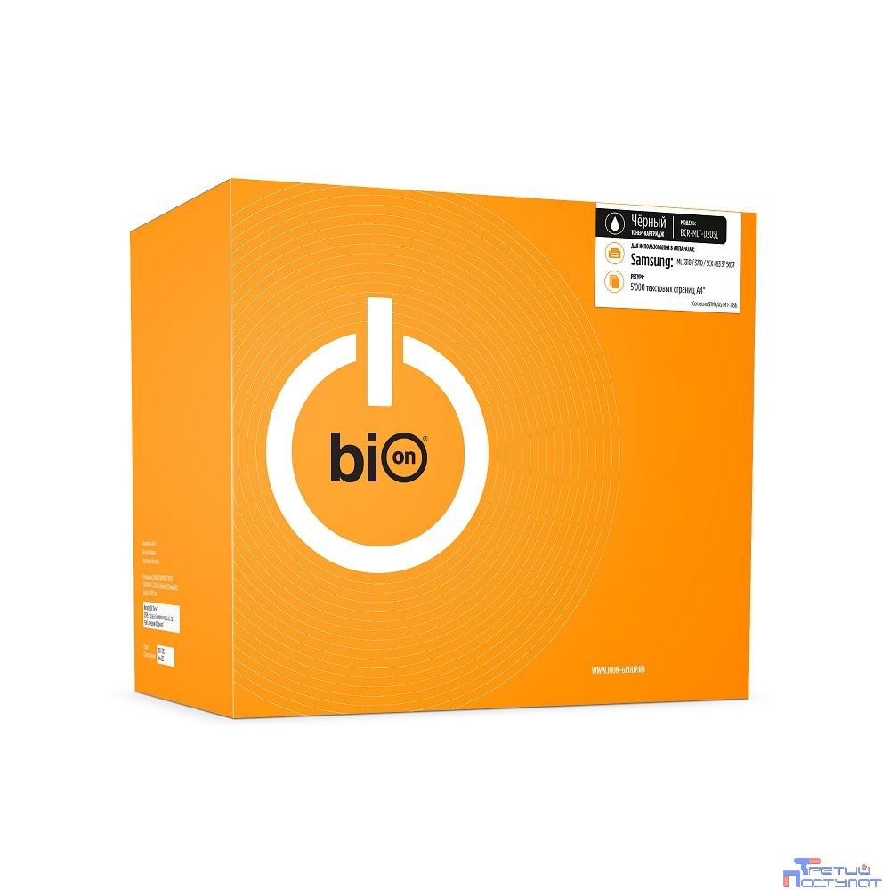 Bion PTMLT-D205L Картридж для Samsung ML 3310/3710/ SCX 4833/5637 ,5000стр   [Бион]