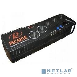 Ресанта С-1000 63/6/32 Стабилизатор {5 розеток -(3/2), 750 Вт, 220В±8% + защита RJ11, Вес 2,5 кг} [16670]