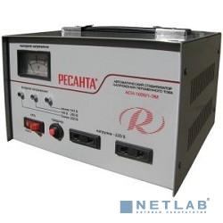 Ресанта АСН-1 000/1-ЭМ 63/1/2 Стабилизатор {220В±2%, Габариты 210х190х150, Вес 5,5 кг}