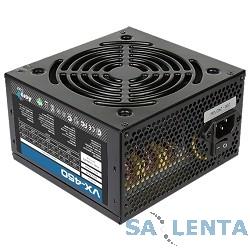 Aerocool 450W RTL VX-450 V2.3 {20/24+2 SATA+2 PATA+6/8 pin, вентилятор d120mm}