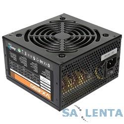 Aerocool 650W RTL VX-650 V2.3 {20/24+2 SATA+2 PATA+6/8 pin, вентилятор d120mm}