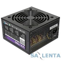 Aerocool 750W RTL VX-750 V2.3 {20/24+2 SATA+2 PATA+6/8 pin, вентилятор d120mm}