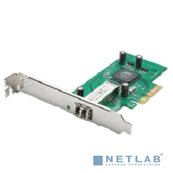 D-Link DGE-560SX/LC/C1A Сетевой PCI Express адаптер с 1 портом 1000Base-SX с дуплексным LC-разъемом