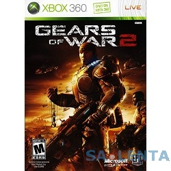 MICROSOFT C3U-00082 {Игра для Xbox360 Gears of War 2 (RUS)}