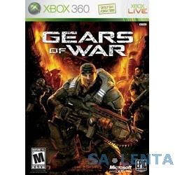 MICROSOFT U19-00106 {Игра MICROSOFT Gears of War для  Xbox360 Eng}