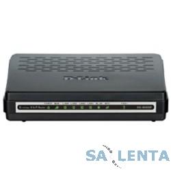 D-Link DVG-N5402SP/2S1U/C1B Беспроводной маршрутизатор с поддержкой 3G, 2 FXS-портами, 1 PSTN-портом (lifeline) и USB-портом