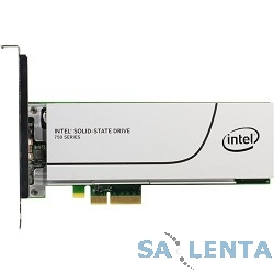 Intel SSD 400Gb 750 серия SSDPEDMW400G4R5 {PCI-E}