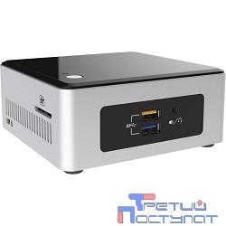 Intel NUC BOXNUC5CPYH, Celeron N3050, 2.16 GHz, 1 х DDR3L SODIMM 1.35V(up to 1600MHz/8Gb), Intel® HD Graphics (VGA + HDMI), 4xUSB3.0, 1x2.5HDD, GBL, WiFi+BT, SDXC card slot, TOSLINK, Si