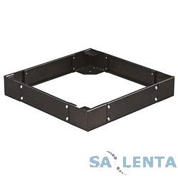 Hyperline TLT-881-RAL9004 Цоколь 800х800х100мм, для шкафов серии TTC, цвет черный (RAL 9004)