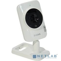 D-Link DCS-935L/RU/A1A Беспроводная облачная сетевая HD-камера с поддержкой ночной съемки