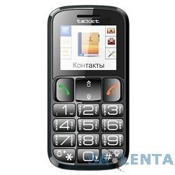 TEXET TM-B116  Мобильный телефон цвет черный
