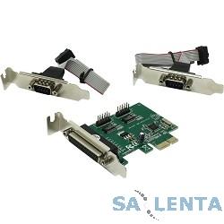 ORIENT XWT-PE2S1PLP OEM  PCI-E to COM 2-port + LPT 1-port (WCH CH382) Low Profile