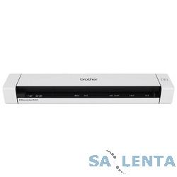 Brother DS-620 (DS620Z1) сканер протяжный A4, 600×600 т/д, 7.5 стр, USB