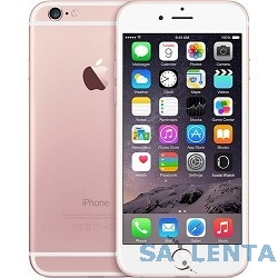 Apple iPhone 6s 128GB Rose Gold (MKQW2RU/A)