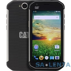Caterpillar CAT S40 Black {4.7″, 960×540,16 Гб, 8 МП,3G, 4G LTE, Wi-Fi, Bluetooth, NFC, GPS, ГЛОНАСС,Android 5.1}
