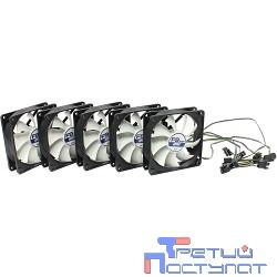 Case fan ARCTIC  F9 PWM PST Value pack  (5pc)  (ACFAN00071A)