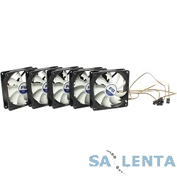 Case fan ARCTIC F9 Value pack  (5pc)  (ACFAN00070A)