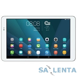 HUAWEI MediaPad T1 10  LTE [T1-A21L] White/Silver {9.6″»,1280×800,16 Гб,5 Мп,4G (LTE),Wi-Fi,Android 4.4 KitKat}