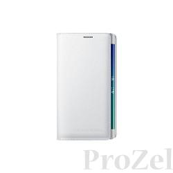Чехол для Samsung Note Edge   FlipWallet white (SAM-EF-WN915BWEGRU)