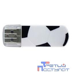 Verbatim USB Drive 8Gb Mini Graffiti Edition Football 049880 {USB2.0}
