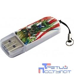 Verbatim USB Drive 16Gb Mini Tattoo Edition Dragon 049888 {USB2.0}