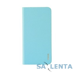 Ozaki O!coat 0.4 + Folio case for iPhone 6 Plus. Light Blue (OC581LB)
