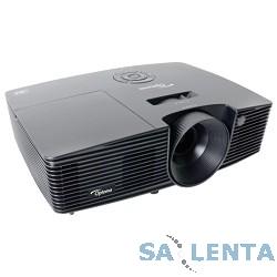 Optoma W312 Проектор {DLP (Full 3D), WXGA (1280*800), 3200 ANSI Lm,20000:1;7000ч/6500ч/5000 (ECO+/Eco/bright);+/- 40 vertical; HDMI (v1.4a 3D)}