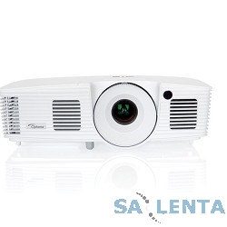 Optoma X402 Проектор {(Full 3D), DLP, XGA (1024*768), 4200 ANSI Lm, 20000:1; Throw Ratio 1.6-1.92:1; HDMI;VGA IN x2; S-Video; Composite}