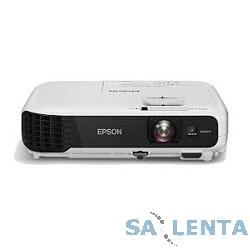 Epson EB-S04 [V11H716040] {LCD, разрешение: 800×600, яркость: 3000 лм, контрастность: 15000:1, вес: 2.4 кг}
