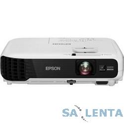 Epson EB-U04 [V11H763040] {LCD, разрешение: WUXGA (1920×1200), яркость: 3000 лм, контрастность: 15000:1, вес: 2.6 кг}