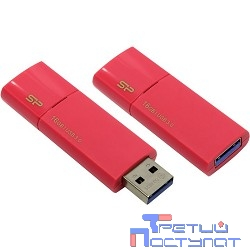 Silicon Power USB Drive 16Gb Ultima U05 SP016GBUF3B05V1H {USB3.0, Peach}