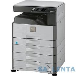 Sharp МФУ (pr/c/col.sc) Sharp AR6020 ч/б лаз. A3 20ppm крышка SRU E-sort USB + ст.комп.
